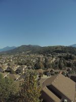 Promontory mountain~9/15/2014~13 by Mathayis