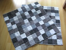 Baby Quilts by LittleLucille