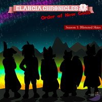 Elancia Chronicles Album cover by SorcererLance