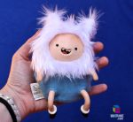 Adventure Time Finn the Human - Soft Kriture Plush by Darkween