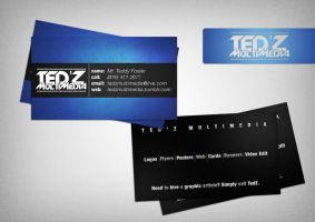 My New Card by TedZ01
