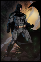 Batman - Dawn of Justice by Furlani