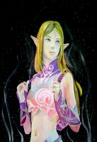 Lineage: Elf by dArkeRiaNnE