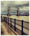 Tower Bridge by Pajunen