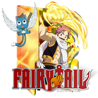 [.ICO] Fairy Tail by pharrelle