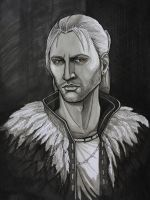 Anders Dragon Age II by SargeCrys