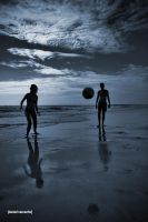 The ball by dcamacho
