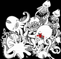 gangbang suicide by goenz