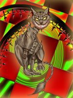 Eyes of the Cheshire Cat by Niraven