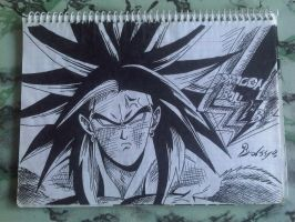 DRAWING-DRAGONBALL_FB=07 by eduaarti