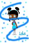 Lola Mbola from robotboy by LowerStateGood