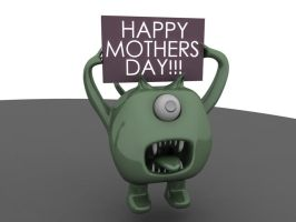 Happee mother dae by ShengDaFlashPRo