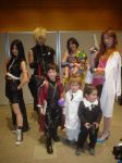 FF7 cosplay group 1 by Dolly-chan