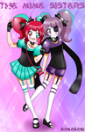 C: We are the Mime Sisters! by DanaDani