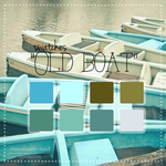 Swatches-Old Boat by shinywonderland