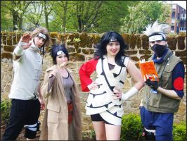 Naruto Group - Sei-Shou-Ai by BBWF-Tyrant