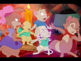 The Children of NIMH - The One by jodi-seer