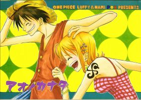 Luffy and Nami One shots by xjakx