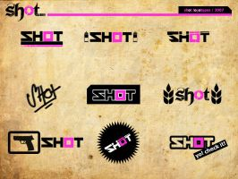 shot logotypes 2 by Anyndur