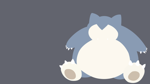 Snorlax by lcartrulez14