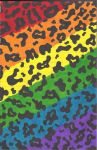 Rainbow Leopard by Nekoryu