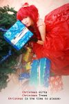 Red Queen::Christmas Time by chuongtu