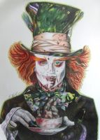hatter by StaceyENicol