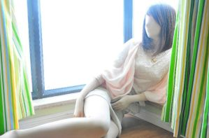 Enjoy in zentai by mysexyzentai