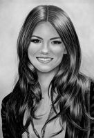 VICTORIA JUSTICE by AngelasPortraits