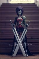 Stair Knight by yenna-photo