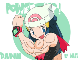 "Dawn ""Power Up"" by MATL"