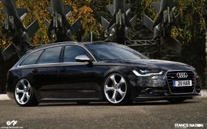 Audi A6 StanceComp - Anton by antongj