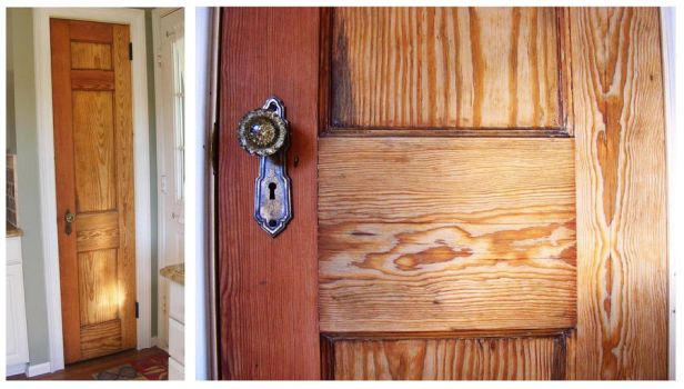 Re-claimed Door by Built4ever