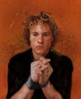 Heath Ledger by x-gogole-x