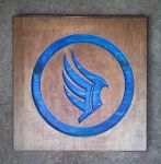 Paragon Plaque by TheCuraga