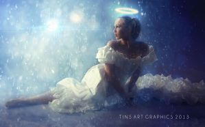 Lost angel by Tinss