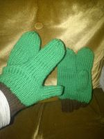 Teenage Mutant Ninja Turtles Mittens by Mindless-Intent