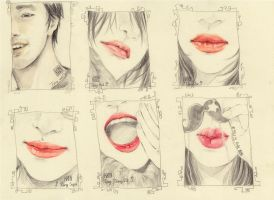 The Lips by KannyMOs