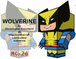 Wolverine CC by Viper005