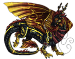 :CO: Imperial gold by DodoIcons