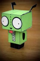 CubeCraft Gir by digital-uncool