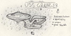 USS Grainger by harrimaniac27