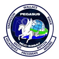 U.S.S. Pegasus Patch by emuwalton