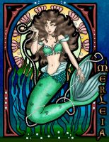 Merleia - Contest Entry by dragondoodle