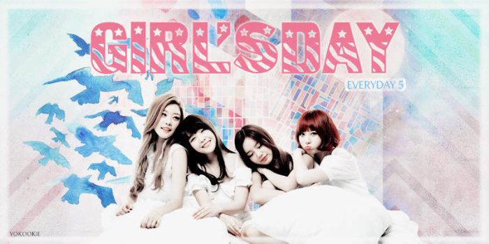 Girlsday by Yokookie