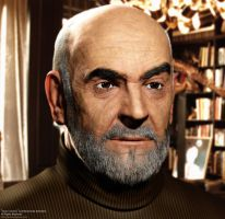Sean Connery by MScg