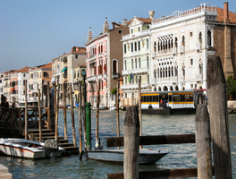 Across the Grand Canal by JJPoatree