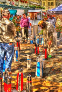 Let's play Chess HDR by shinz0n