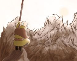 The last airbender by bealor