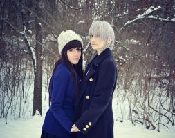 Vampire Knight: Winter Romance by theDarkestSin